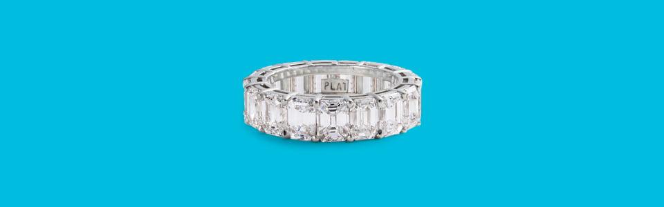 Diamond Wedding & Anniversary Bands