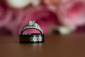 His and Her Wedding Rings