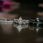Bride and Groom's Wedding Rings