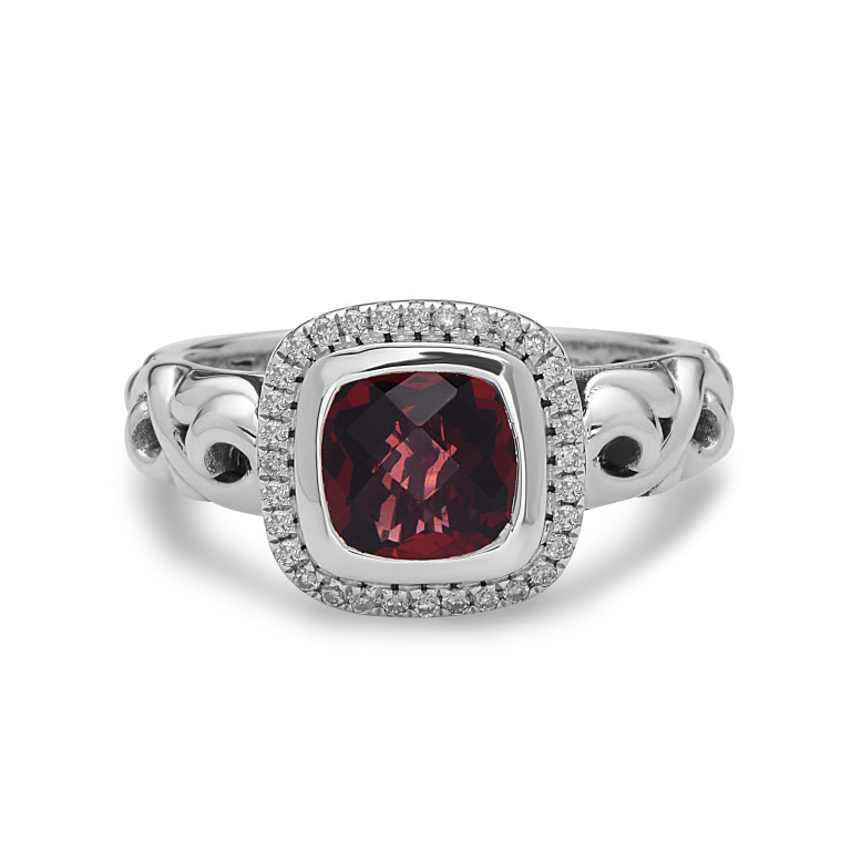 Ellah Garnet Ring