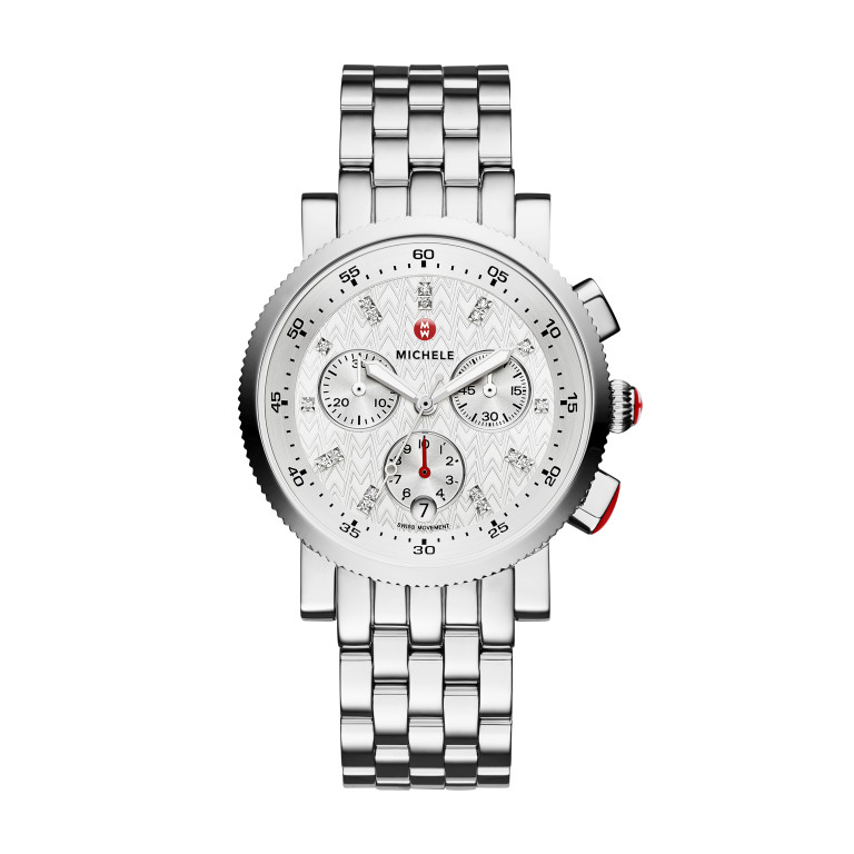 Sport Sail Small Diamond Dial Watch