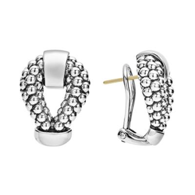 Derby Beaded Earrings