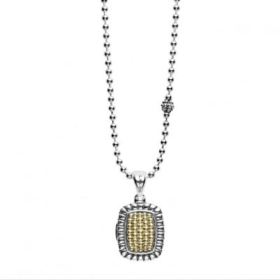 Beloved Locket Pendant Necklace