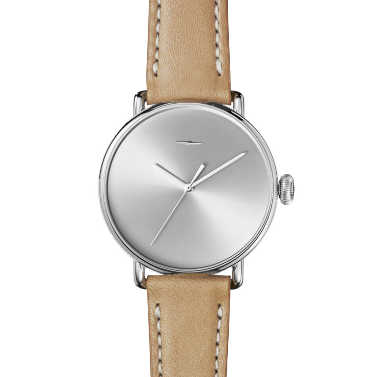 The Shinola Canfield Bolt Watch