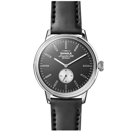 The Shinola Bedrock Watch