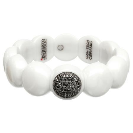 One Row Dama Bracelet by Roberto Demgelio