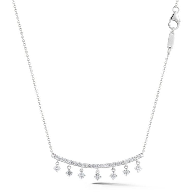 Beny Sofer Diamond Pendant