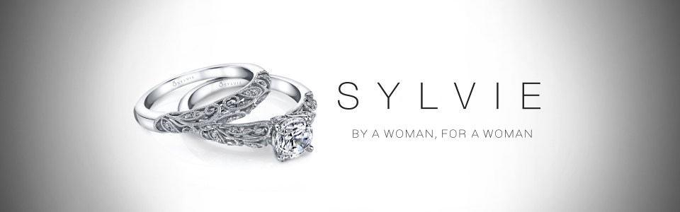 Sylvie Collection Engagement Rings